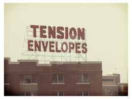 Tension Envelopes by frenzymcgee