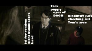 Tom Riddle. by Alichay