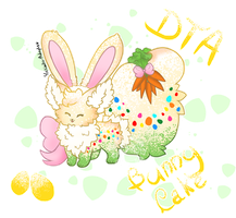 [CLOSED] Easter DTA Free Event! 3 winners by Yoshimiko-Adopts