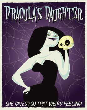 Drac's Daughter by VoteQuimby