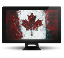 Canadian Flag Wallpaper Pack by anonymouscreative