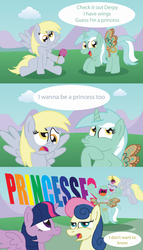 Princesses by T-3000
