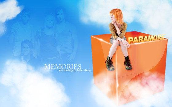 Memories are starting to fade by Miss-Machi