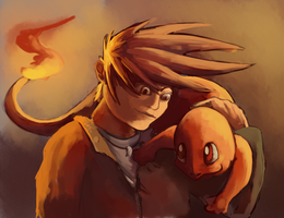 Pokemon Challenge - Day 19 by DrManiacal