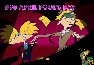 April Fool's Day by knknknk