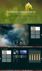 The Weather Channel Hub 2.0 for Omnimo 5 by wifun2012