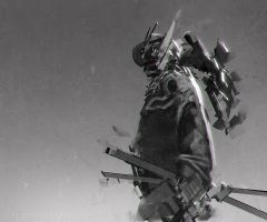 Project SamuraiPunk by benedickbana