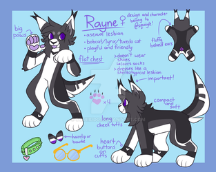 ref | rayne by squiiiddo