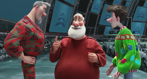 1001 Animations: Arthur Christmas by Regulas314