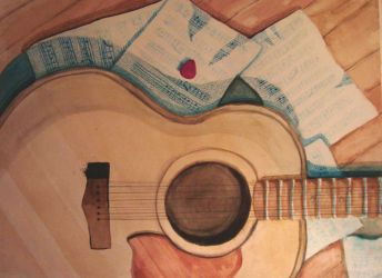 Acoustic by Christinabean