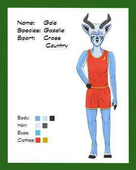 RidDik Contest Design: Gale by Lation410
