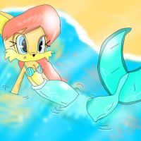 The Little Sally by CaramelLink