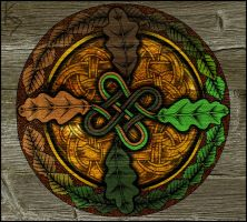 Circle of the Year by Wodenswolf