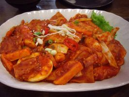 Duk Bok Gi by No-SweetToday