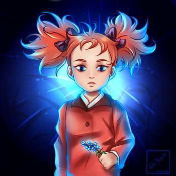 Mary and the Witch's Flower by Viki-Bastet