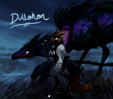 Hallowoolyne Auction, Dullahan! (CLOSED) by Verlidaine