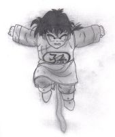 DBZ: Raditz Saga: Gohan by Before-I-Sleep