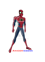 All-New, All-Different Spider-Man by Anicomicgeek