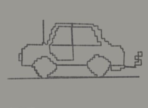 Etch-A-Car by AlanDrover