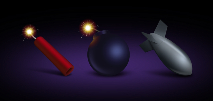 Explosive Icons by SmarTramS