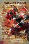 Deadpool by jonpinto