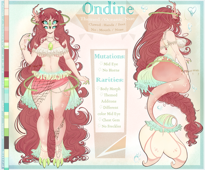 Ondine [Refsheet] by Ira-WratH