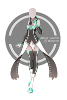 Outfit Adoptable 1 [CLOSED] by Artemis-adopties