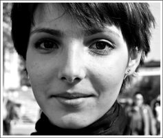 just a face by SorinDanut