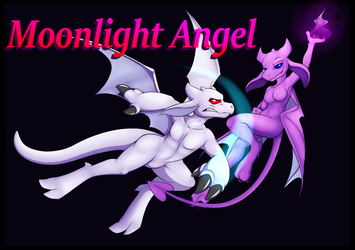 Demon fight with title collab by Tomek1000