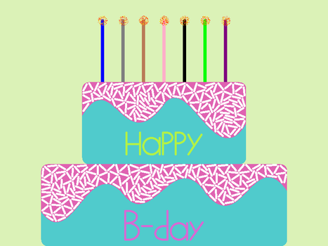 Happy B-day ''Neoncito'' 2 by NicLove