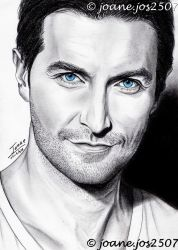 Richard Armitage... 5 years by jos2507