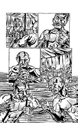 Infinity 3 Count Page 1 Inks by KurtBelcher1