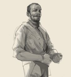 Rough sketch - Guerrillero by Ramonn90
