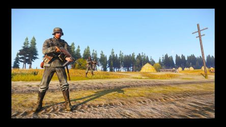 Arma III - Iron Front Mod 6 by TehMaco13
