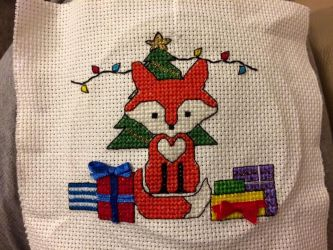 The Gifting Fox by megs2606