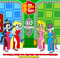 Minerva Price is Right 40 Year2 by tpirman1982