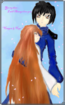 Hangen and Hope-ID CGed by Angel-Hope-Sama
