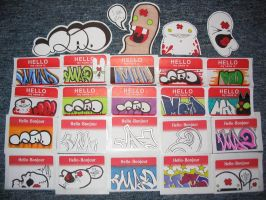 some more mad stickers by blinky2lame