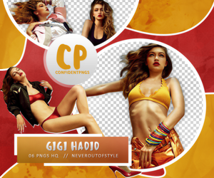 Png Pack 490 // Gigi Hadid by confidentpngs