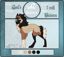 RoW - Seele (ADOPTED) by Monstaria