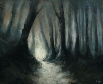 The Forest by zvij