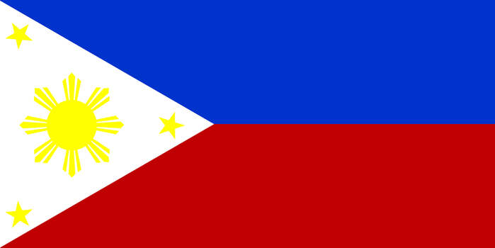 Flag of the Philippines by JMK-Prime