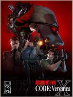 Resident Evil : Code Veronica by Darkdux