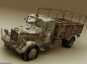 Benz L3000S by piv0t