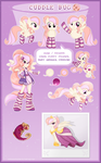 Cuddle Bug - Ultimate reference guide by LessaNamidairo