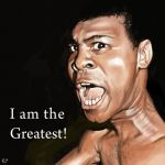 I am the greatest by vp021