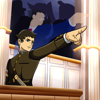 A Prequel to a legend: The Great Ace Attorney! by thegamingdrawer