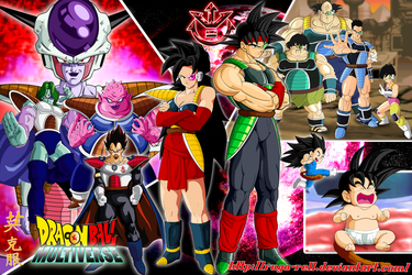Universe 3 Origins by ruga-rell