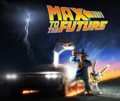 Max to the Future by Laserschwert