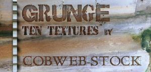Grunge Texture Pack 01 by Cobweb-stock